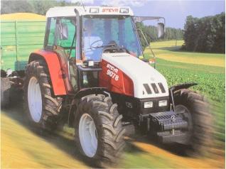 M9078/M9086/M9094 - SISU Motor